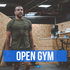 Open Gym Membership