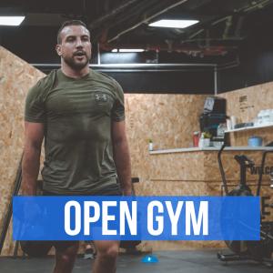 Open Gym Membership