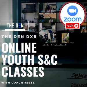 Youth S&C Virtual Classes