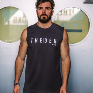 The Den Muscle Tee